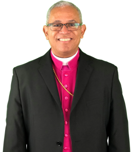 Bishop Luis R. Scott, Sr.